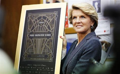 biography and autobiography unimelb julie bishop again confronted by student protesters in
