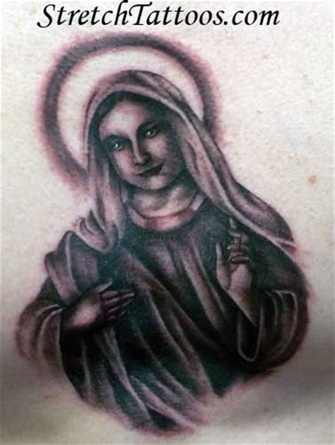 virgin mary tattoo black and grey looking for unique tattoos black and gray virgin mary