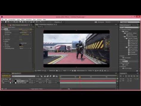 tutorial after effect cinematic epic cinematic bars tutorial ll after effects tutorial by