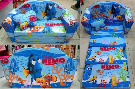 sofa bed anak karakter images