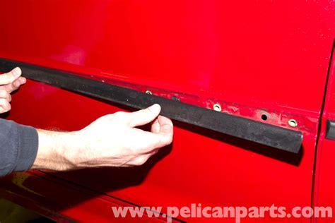 Bmw E46 E39 Door Side Moulding Trim Kancing List Pintu Luar bmw e46 side molding replacement bmw 325i 2001 2005 bmw 325xi 2001 2005 bmw 325ci