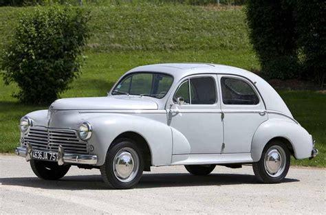 vintage peugeot cars peugeot 203 a humble vintage car
