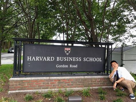 Harvard Executive Mba Program by So What S Harvard Business School Really Like My 2017