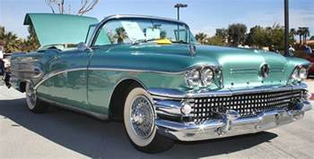Buick Roadster 1958 Buick Roadmaster 75 Convertible Oldcars Site