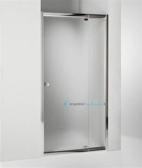 porta 60 cm porta doccia battente 60 cm opaco