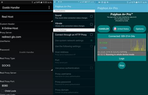 setting psiphon pro telkomsel latest glo 0 0kb free browsing trick blazing with psiphon