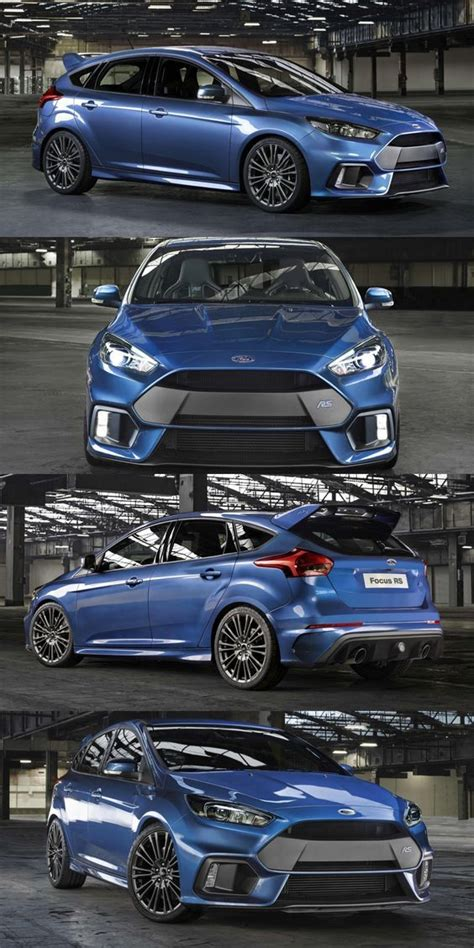 2016 Focus Rs Horsepower by 2016 Ford Focus Rs 2 3l Ecoboost Engine Produces Best In