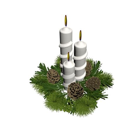 How To Decorate A Christmas Tree Christmas Floral Arrangement With Candles Design And