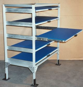 Tooling Racks by Qcq Design And Fabrication Llc Workplace Organization