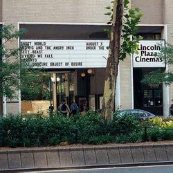 lincoln plaza cinema nyc lincoln plaza cinemas cinema west side new