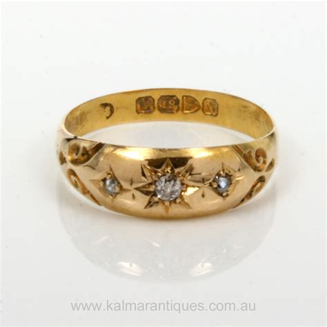 Antique Rings by Buy Antique Ring Made In 1896 Sold Items