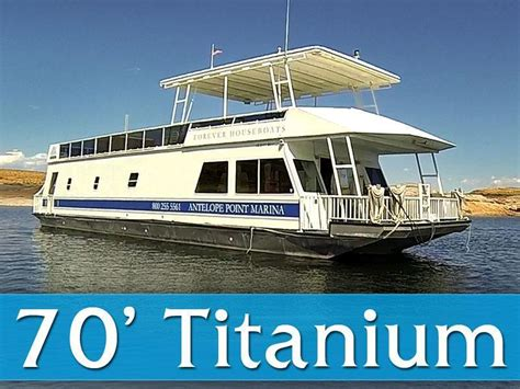 house boat rentals 70 titanium houseboat houseboat