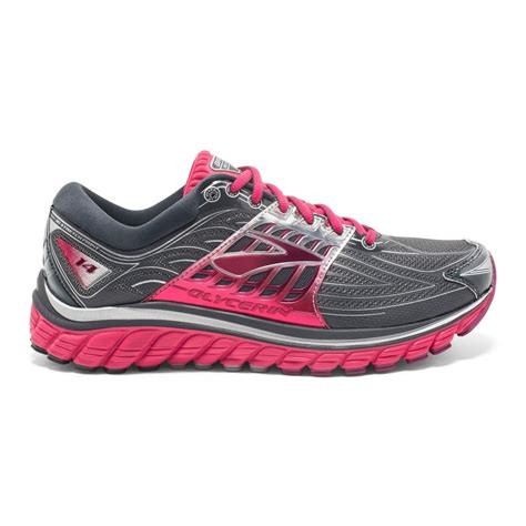 glycerin womens running shoes glycerin 14 womens running shoes anthracite