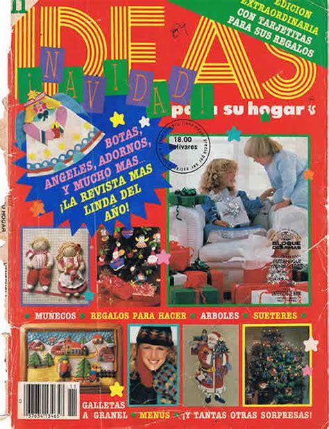 Revista Ideas De Navidad De Los Setentas Y Ochentas | revista ideas de navidad de los setentas y ochentas