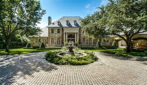country mansion 11 5 million country mansion in dallas tx homes
