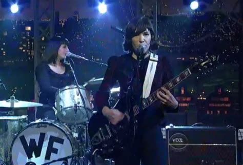 Holy Crapwe All Got To Letterman Tonight For Sure by Flag On Letterman Stereogum