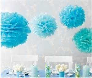 How To Make Tissue Paper Pom Poms Balls - colorful 8 tissue paper flower pom poms flower balls