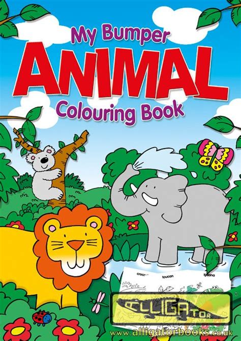 in the garden coloring book books jumbo colouring books alligator books