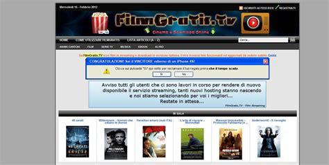 film terbaru gratis scaricolibero e filmgratis tv chiusi dalla gdf forse