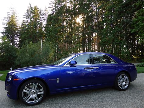 roll royce ghost blue road tested 2015 rolls royce ghost communities digital news