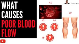 What Is The Cause Of Blood In Your Stool by What Causes Poor Blood Flow Circulation In Your