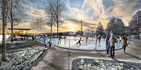 riverside park dublin ohio usa 187 riverside park master plan renderings for this unique park