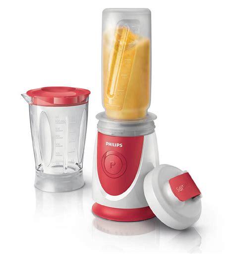 Philips Blender Pro Blend 4 philips hr2872 00 mini blender blend go gourde 0 6l 350w