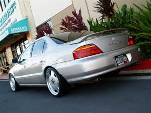 autoland 1999 acura tl silver leather rims drop 66k