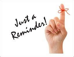 Reminders And Requestson Thursday I Will Be A by Word Request What Is A Finger With A Knot Or Bow