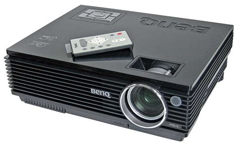 Lu Projector Benq Mp610 svet kompjutera test drive benq mp610 digital projector