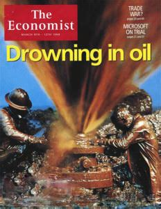 drowning in oil — again? history repeating | tag oil