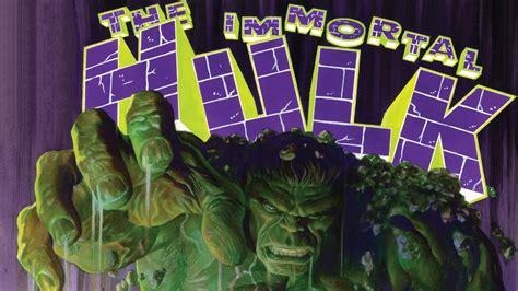 immortal hulk zoom comics