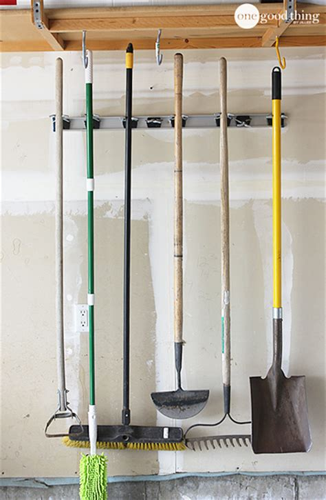 Tool Wall Storage Rack by Diy Storage Solutions For A Well Organized Garage