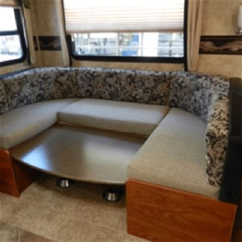Rv Dining Table Bed 19 Best Beds Images On Caravan Travel