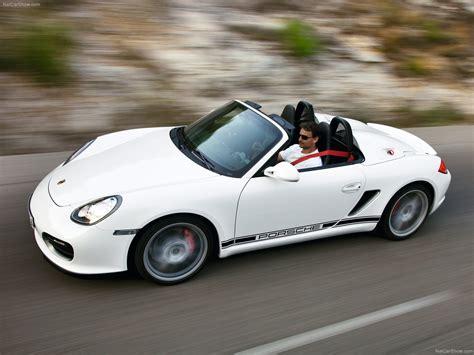 porsche 4 seater cars 3dtuning of porsche boxter spyder convertible 2011