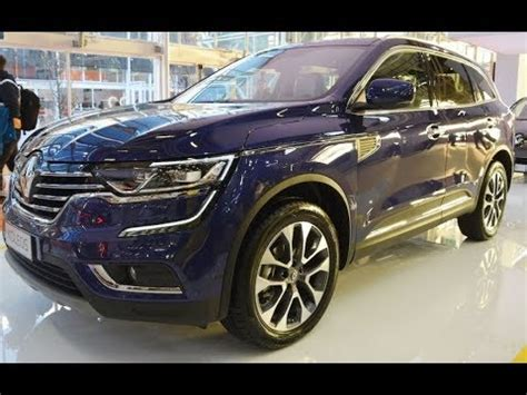 renault 7 seater suv 2018 renault koleos 7 seater suv launch hit toyota