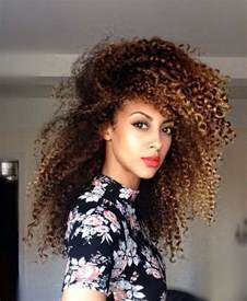 american n wavy hairstyles vintage wash n go curly hair hair inspiration