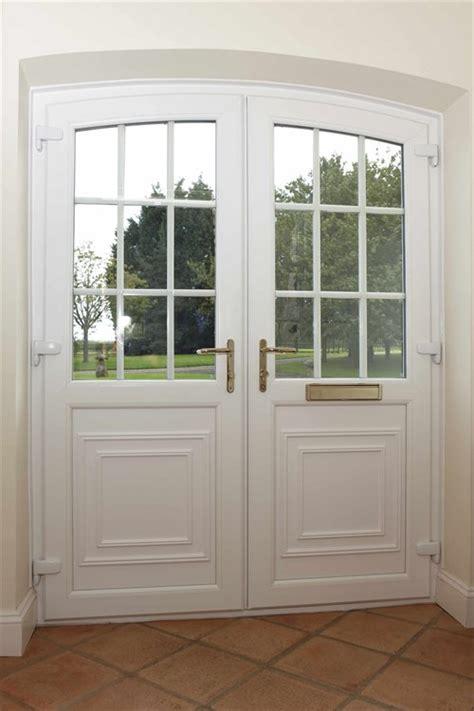 Upvc Doors Energy Efficient Double Glazed Doors Glazed Front Doors