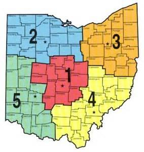 Ohio Lakes Map by Ohio Lake Maps Fishing Information Go Fish Ohio