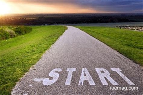 Start Of A Journey by To Begin Is To Succeed