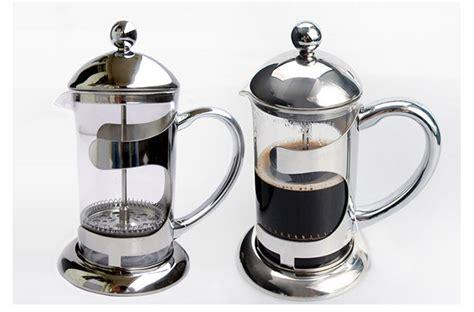 Upphetta 01 Coffeetea Maker Glass Stainless Steel press filter coffee maker best home design 2018