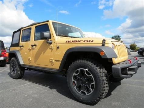 2014 Jeep Wrangler Unlimited Dimensions 2014 Jeep Wrangler Unlimited Rubicon 4x4 Data Info And