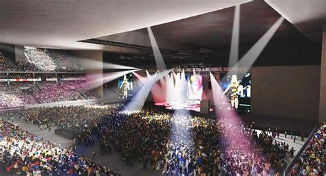 Calendrier Arena 92 Stade Arena 92 Nouvelle Infrastructure 224 Nanterre Par C