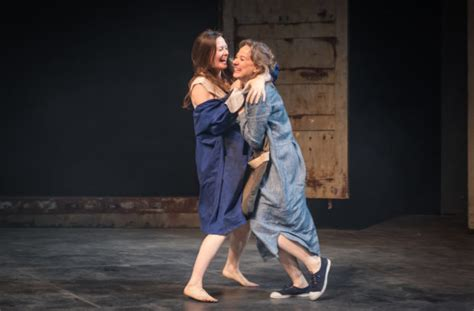 my brilliant friend 1 a play to devour my brilliant friend at the rose theatre kingston