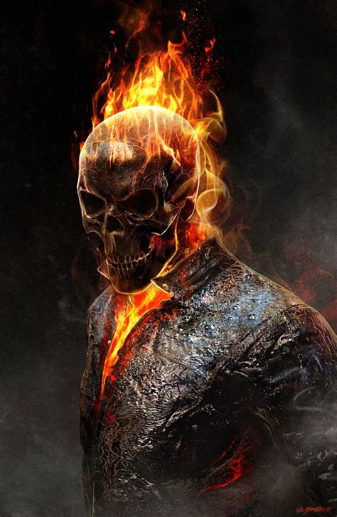 ghost rider images ghost rider hd wallpaper and background