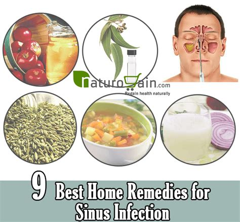 9 simple and best home remedies for sinus infection