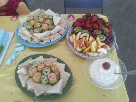 Horderves For A Baby Shower by Easy Appetizers Baby Shower Www Imgkid The Image