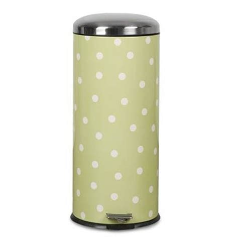 Next Kitchen Accessories by Next Polka Dot Bin Green Kitchen Accessories