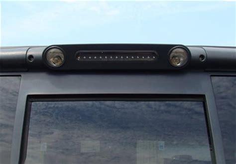 2001 ford f150 light assembly f 150 svt lightning third brake light cargo light