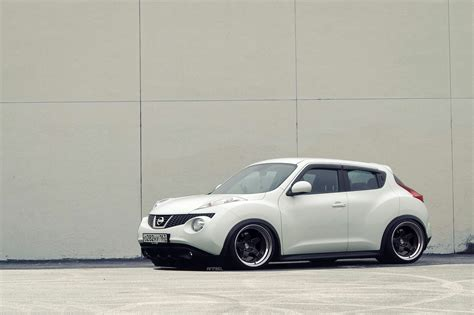 stanced nissan juke antsel s profile autemo com automotive design studio